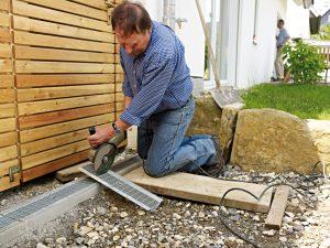 Arbeiten im Garten oder rund ums Haus