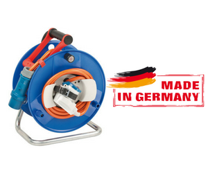 brennenstuhl Campingkabeltrommel Made in Germany