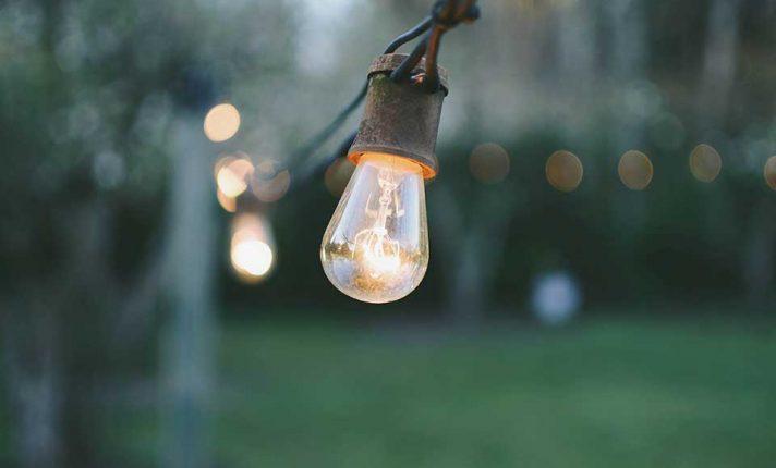 Per App die Gartenbeleuchtung schalten