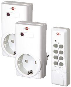 remote control sockets matching with raspberry pi