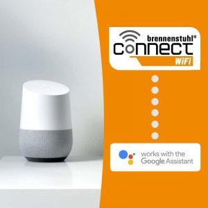 brennenstuhl Connect WiFi Steckdosen Sprachsteuerung mit Google Home Assistant