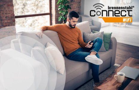 brennenstuhl Connect WiFi Steckdosen mit Sprachsteuerung und mit kostenloser App