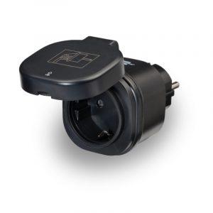brennenstuhlConnect WiFi Steckdosen - Adapter für Außen