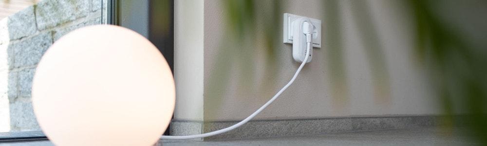 brennenstuhlConnect WiFi Steckdose - WiFi Funk Zentrale