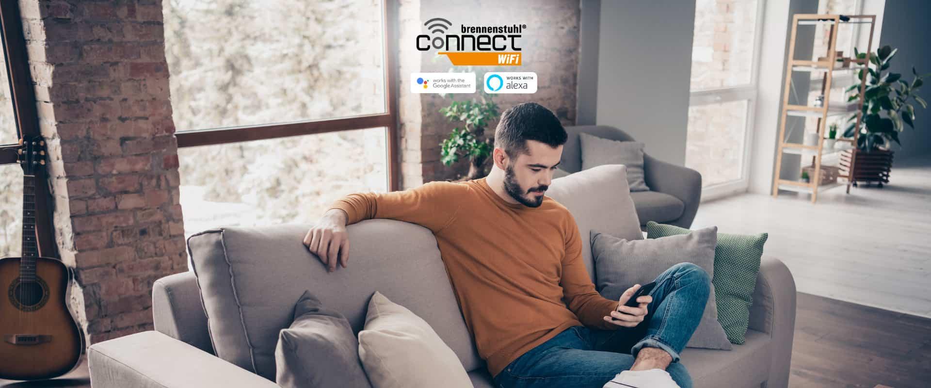 brennenstuhlConnect - Die WiFi Steckdosen von brennenstuhl
