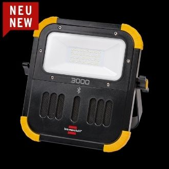 LED Baustrahler-Arbeitslicht mit Lautsprecher-BLUMO-min