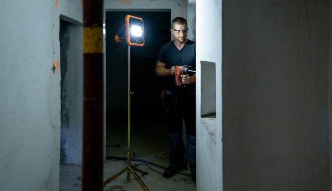 LED Baustrahler Arbeitsstrahler X SERIE 39-min